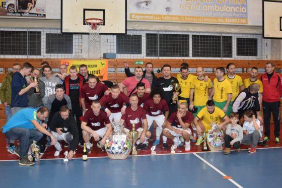 XXIV. ročník - Vianočného Štefanského minifutbalového turnaja