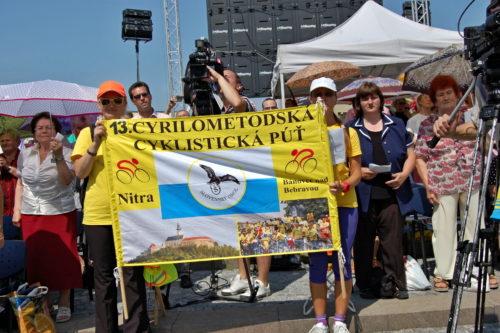 13. Orolská CYRILOMETODSKÁ púť do Nitry